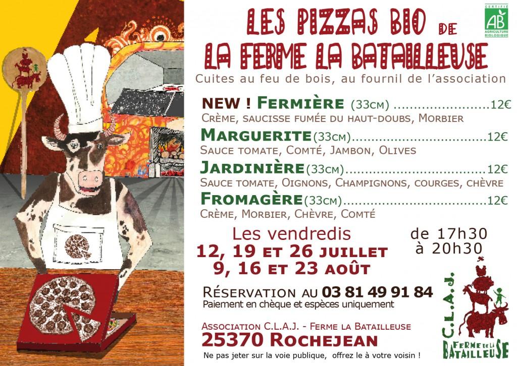 fly pizzas été 2019