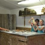 Atelier pizzas